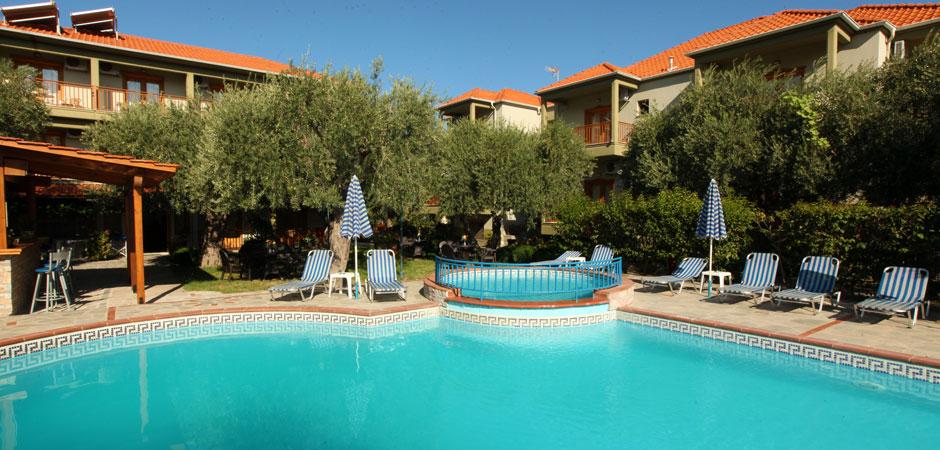 Home Hotel Thetis Thassos Greece